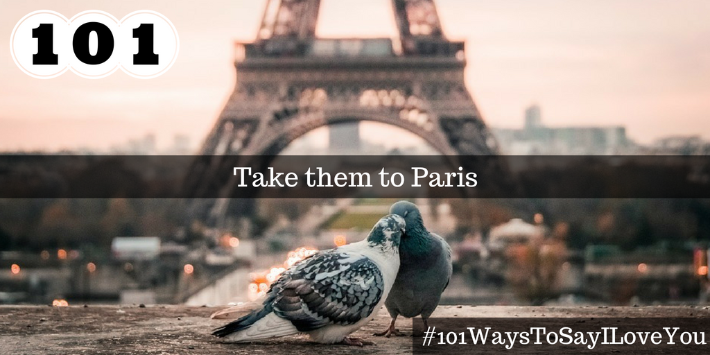 Take them to Paris